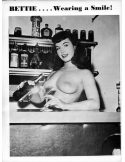 Focus on Betty Page 'Premiere Issue'