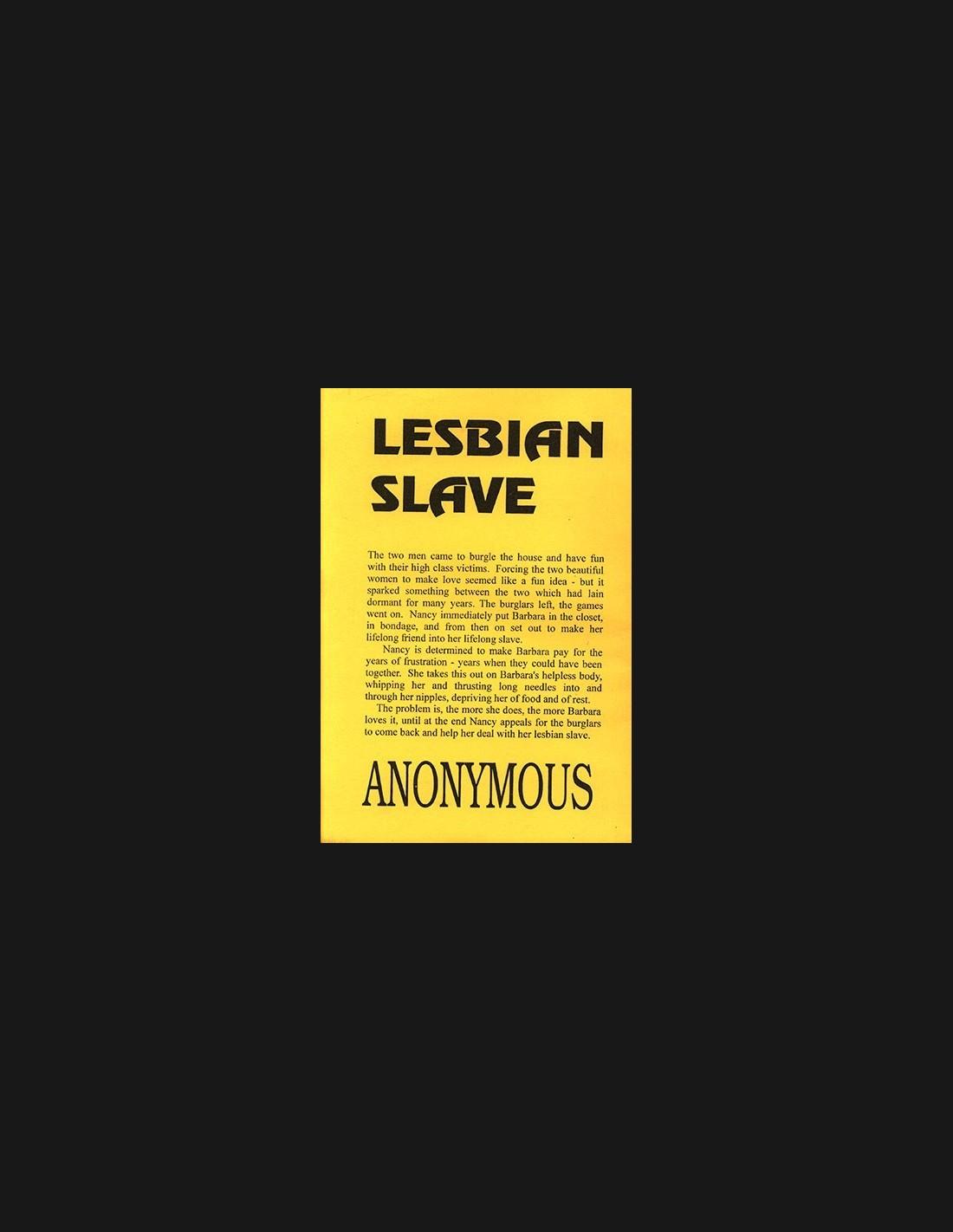 lesbians anonymous
