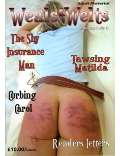 Weals & Welts Vol.1 No.3