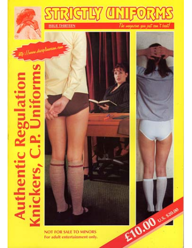 Strictly Uniforms Issue 13