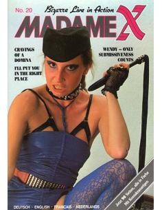 Madame X No.20