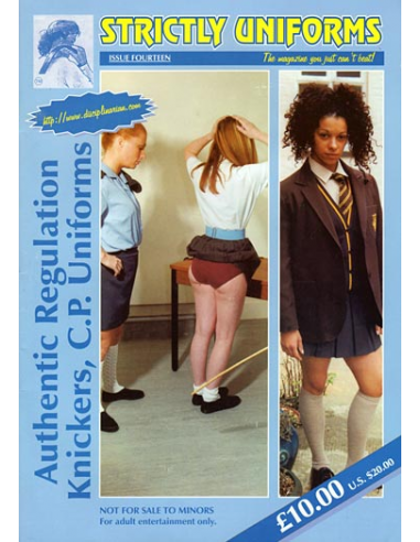 Strictly Uniforms Issue 14