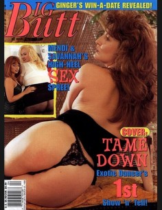 Big Butt April 1998