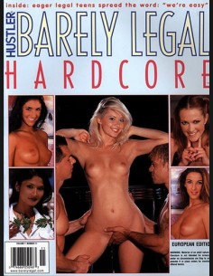 Barely Legal Hardcore Vol.1 No.11