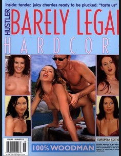 Barely Legal Hardcore Vol.1 No.15