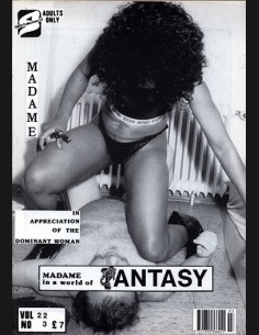 Madame in a World of Fantasy Vol.22 No.03