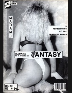 Madame in a World of Fantasy Vol.22 No.06