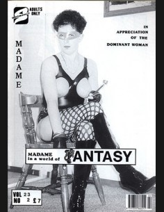 Madame in a World of Fantasy Vol.23 No.02