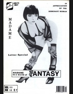 Madame in a World of Fantasy Vol.22 No.12