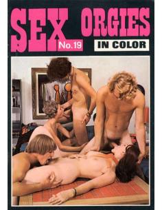 SEX Orgies in Color No.19
