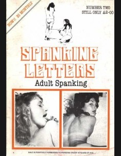 Spanking Letters No.02