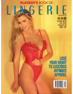 Playboy's Book of Lingerie March/April 1992