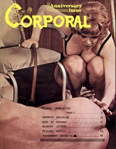 Corporal Anniversary Issue