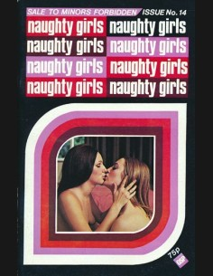Naughty girls Issue 14