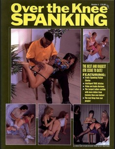 Over The Knee Spanking No.04