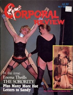 Corporal Review Vol.1 No.6