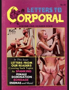 Letters to Corporal Vol.1 No.4