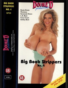Big Boob Strippers No.4