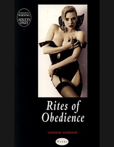 Rites of Obedience Lindsay Gordon