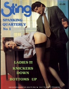 Sting Spanking Quarterly No.1