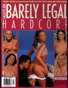 Barely Legal Hardcore Vol.1 No.13