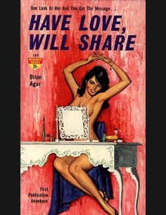 Have Love, Will Share by Brian Agar