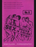 SEX Orgies in Color No.06