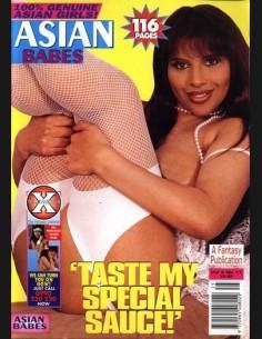 Asian Babes Vol.4 No.11