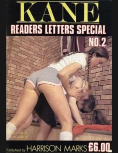Kane No.02 Reader's Letter Special