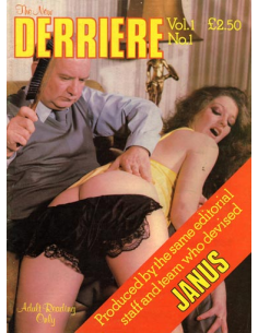 New Derriere Vol 1 No.1